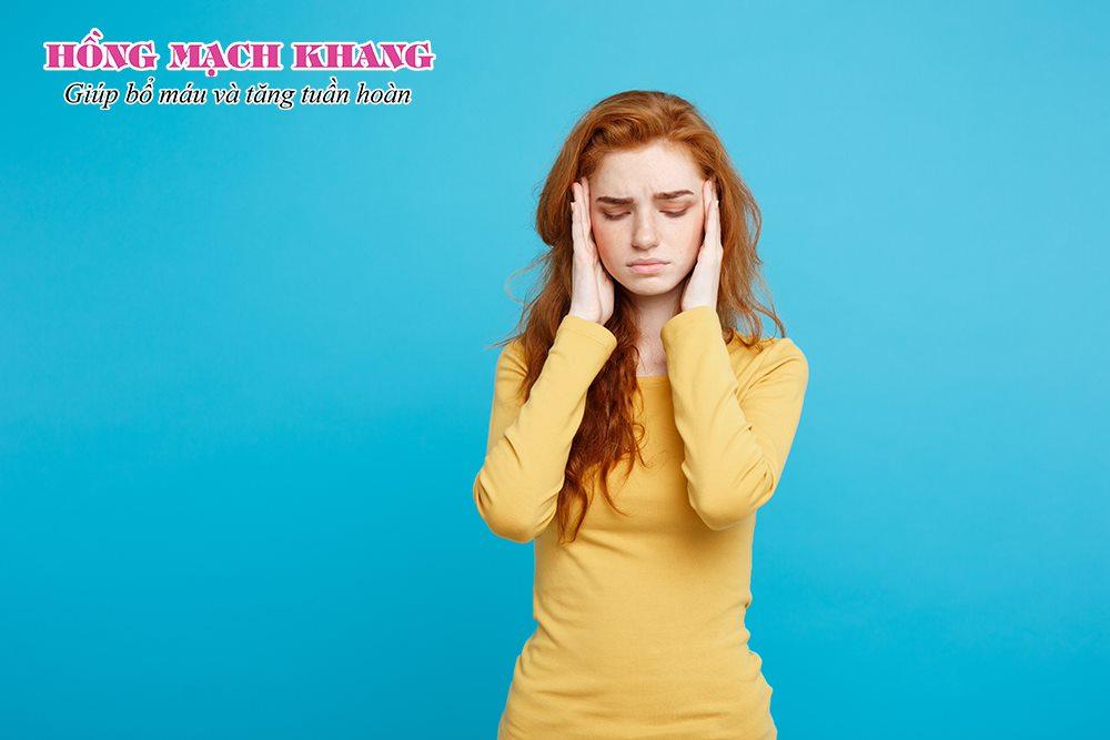 Chóng mặt có thể là triệu chứng của nhiều bệnh lý